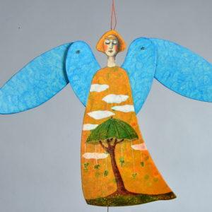 Angel for Gardeners