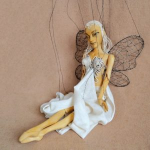 String and Wire Fairy