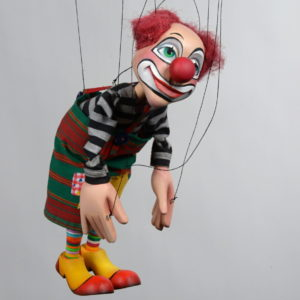 Joyful Clown