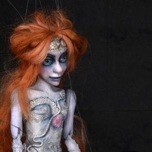 Cemetery Fairy