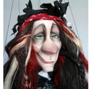 Witch Justyna
