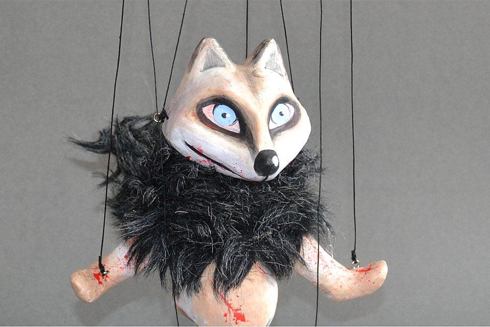 Halloween Fox 2