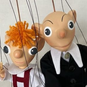 Hurvinek and Spejbl