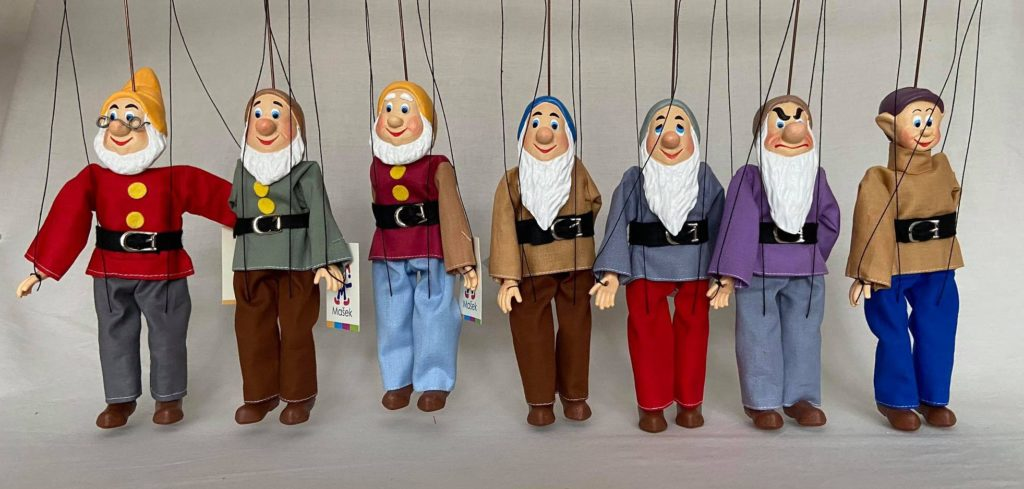 Set of 7 Dwarfs