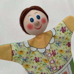 Mother Hand Puppet
