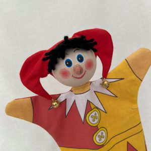 Jester Hand Puppet