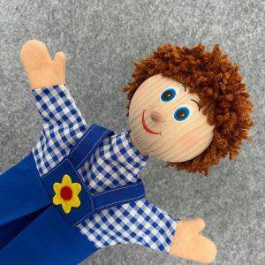Boy Hand Puppet