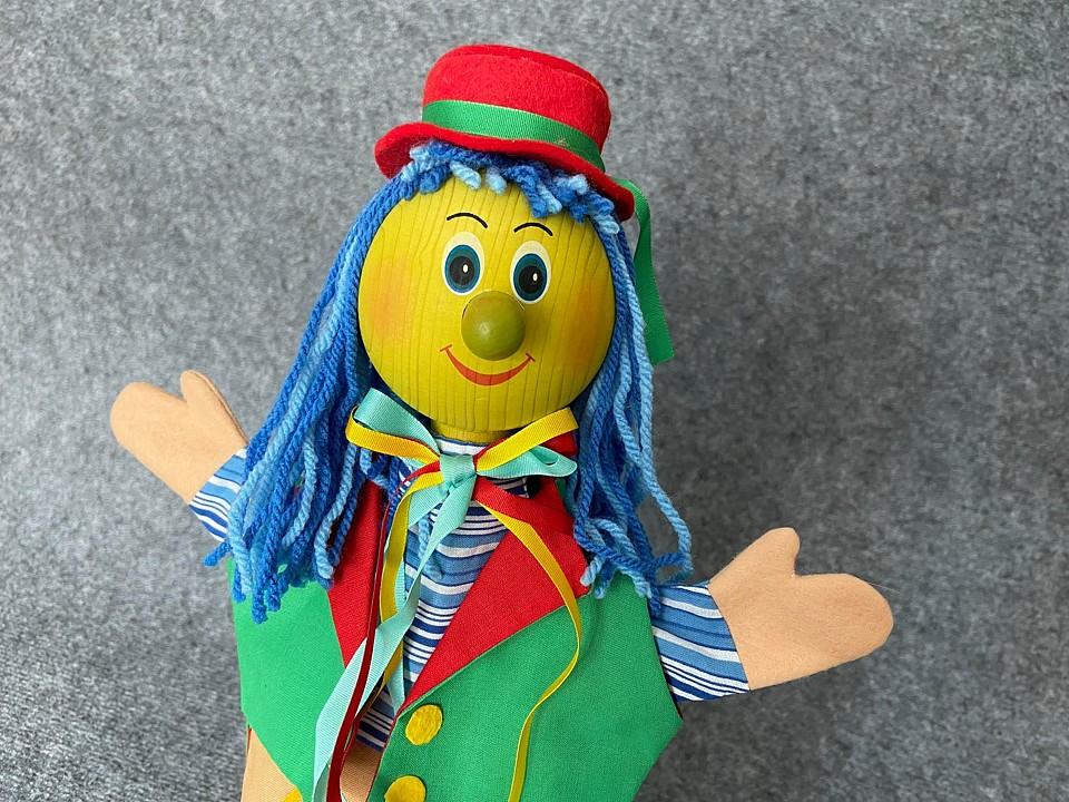 Water Goblin Hand Puppet