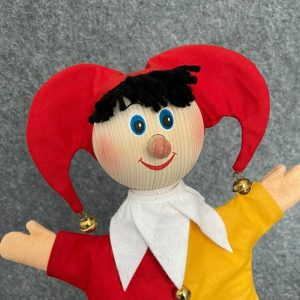 Clown Hand Puppet (Copy)