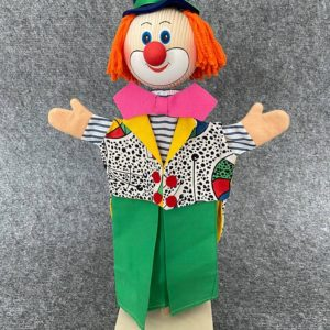 Clown Hand Puppet
