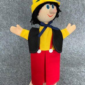 Pinocchio Hand Puppet
